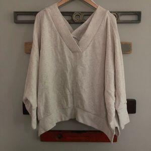 Lou & Grey Oversized Sweatshirt